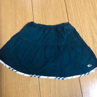 バーバリー(BURBERRY)のBURBERRY スカート インナー付き 80(スカート)