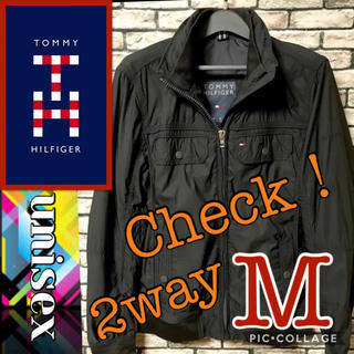 TOMMY HILFIGER - Tommy トミーヒルフィガー 2wahy フラッグロゴ ナイロンジャケット