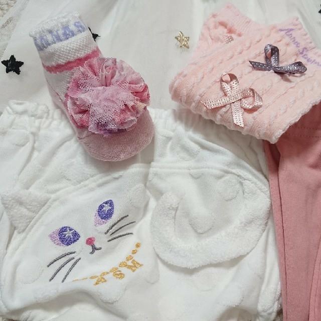 ANNA SUI mini(アナスイミニ)のNo.216【70】新品 アナスイミニ ベビー服 キッズ/ベビー/マタニティのベビー服(~85cm)(その他)の商品写真