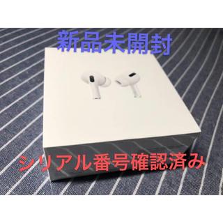 Apple - Apple AirPods Pro MWP22ZP/A 未開封、新品 正規品