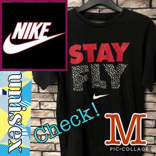 ナイキ(NIKE)のナイキ NIKE Tシャツ STAY FRY 半袖 ビッグロゴ ブラック 黒色(Tシャツ/カットソー(半袖/袖なし))