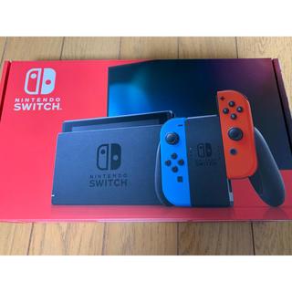 ニンテンドースイッチ(Nintendo Switch)の【新型】Nintendo Switch Joy-Con(L)/(R) ネオン(家庭用ゲーム機本体)
