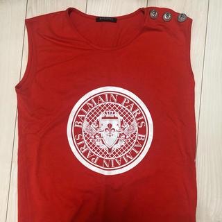 バルマン(BALMAIN)のBALMAIN*定番トップス(Tシャツ(半袖/袖なし))