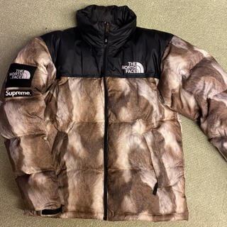 Supreme - 最終値下げ13FW Supreme North Face Fur Print