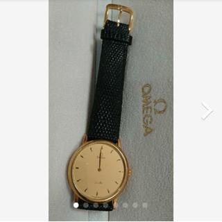 オメガ(OMEGA)のオメガ デビル 18金(腕時計(アナログ))