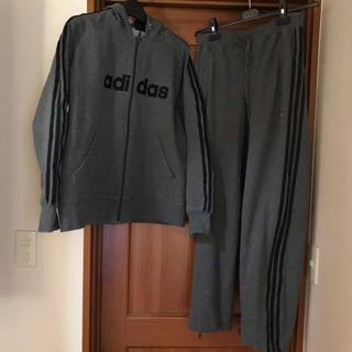 adidas - アディダス スウェット 上下 セットアップ 古着