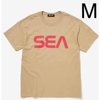 シー(SEA)のWIND AND SEA SEA (SPC) tシャツ ウィンダンシー Mサイズ(Tシャツ/カットソー(半袖/袖なし))