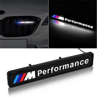 BMW Mperformance LEDフロントグリルエンブレム
