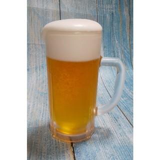 最終価格】💥💟食品サンプル🌟ビールジョッキ🍺(グラス/カップ)