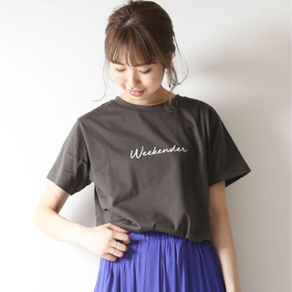 Spick and Span - スピックアンドスパン  Weekender T-shirt