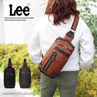 リー(Lee)の大人気 リー Lee ボディバッグ ワンショルダーバッグ 320 3100 (ボディーバッグ)