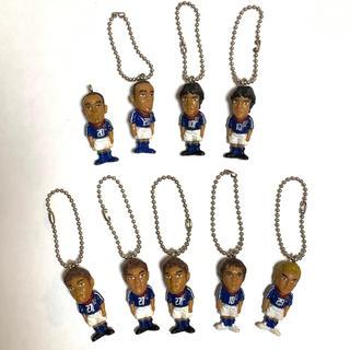 アディダス(adidas)の日本代表 サッカー フィギュア キーホルダー SAMURAI BLUE(スポーツ選手)