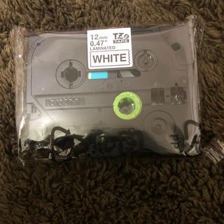 brother - ブラザー ピータッチ 白9mmテープ 新品未使用品