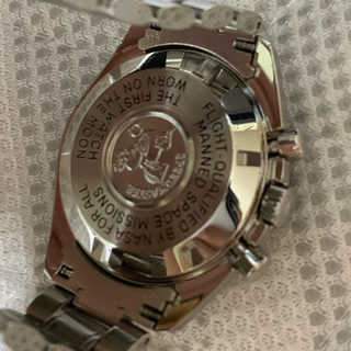 オメガ(OMEGA)のオメガ スピードマスタープロフェッショナル 3570-50 確認用2(腕時計(アナログ))