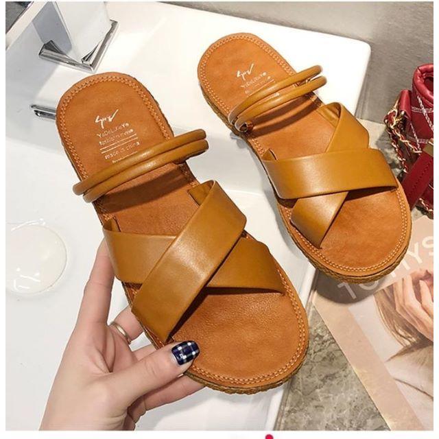 ゆうたかまん 様 専用 レディースの靴/シューズ(サンダル)の商品写真