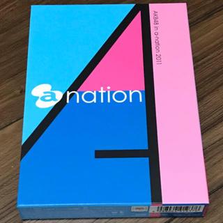 エーケービーフォーティーエイト(AKB48)のAKB48 in a-nation 2011 DVD(ミュージック)