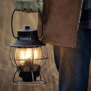 即日発送 ベアボーンズ レイルロードランタン LED(ライト/ランタン)