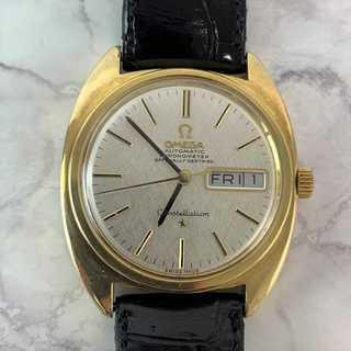 オメガ(OMEGA)の❤決算セール❤ 【オメガ】 腕時計 アナログ レザーベルト コンステレーション(腕時計(アナログ))