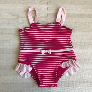 PETIT BATEAU - 子供用/水着/スイムウェア/女の子/フランス製