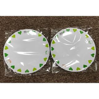 サントリー - サントリー  グリーンダカラ メラミン皿2枚