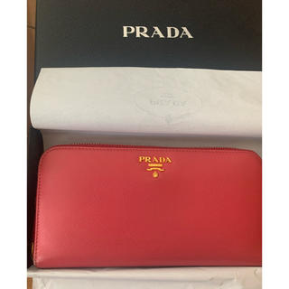 プラダ(PRADA)のPRADA プラダ 財布(長財布)