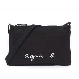 agnes b. - 新品★agnes b.黒のサコッシュ