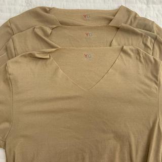 グンゼ(GUNZE)のグンゼ  YG カットオフ(Tシャツ/カットソー(半袖/袖なし))