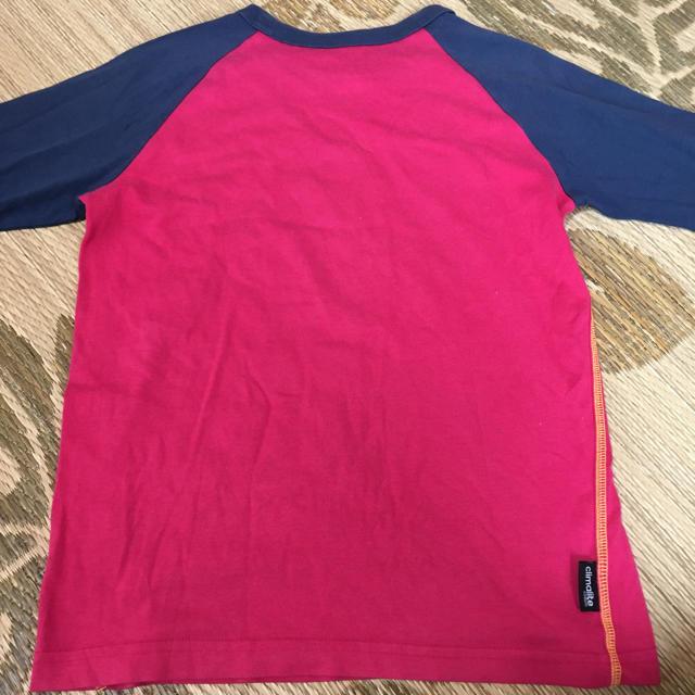 adidas(アディダス)のアディダス 140 ロンティー キッズ/ベビー/マタニティのキッズ服女の子用(90cm~)(Tシャツ/カットソー)の商品写真