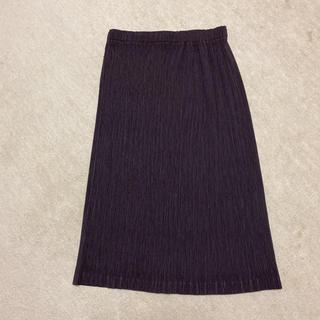 イッセイミヤケ(ISSEY MIYAKE)のイッセイミヤケ スカート(ひざ丈スカート)