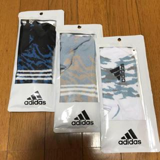 アディダス(adidas)の大幅値下げ‼️adidas☆靴から見えにくいスニーカーソックス//23〜25(ソックス)