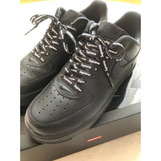 Supreme - 格安投げ売り!国内品!supreme Nike air force 1 low