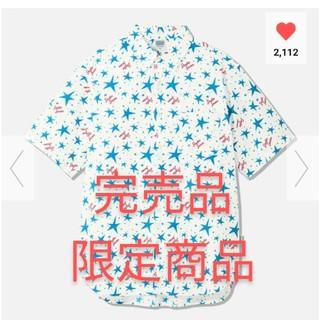 GU - GU studio sevenブロードシャツ(半袖)STUDIO SEVEN