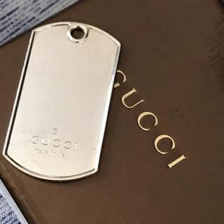 Gucci - GUCCIネックレストップ  ペンダントヘッド。・:+°お値下げ