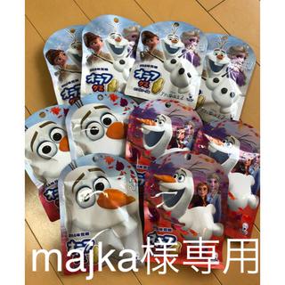ユーハミカクトウ(UHA味覚糖)のmajka様専用 味覚糖オラフグミ&ラムネ(菓子/デザート)