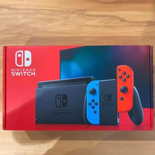 ニンテンドースイッチ(Nintendo Switch)のNintendo Switch 任天堂スイッチ 新品(家庭用ゲーム機本体)
