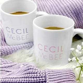 CECIL McBEE - CECILペアマグカップ