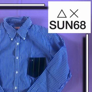 BEAMS - 【美品✨】SUN68 ストライプ シャツ