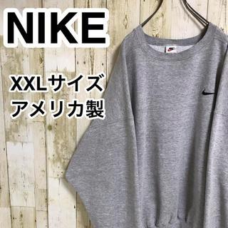 NIKE - NIKE ナイキ スウェット ゆるダボ 銀タグ 90s アメリカ製