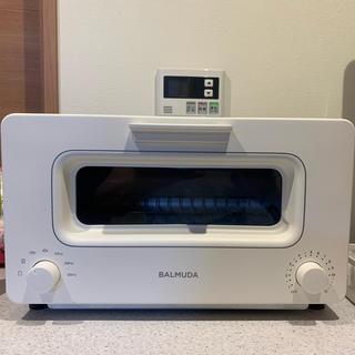 バルミューダ(BALMUDA)のバルミューダトースターホワイト (調理道具/製菓道具)