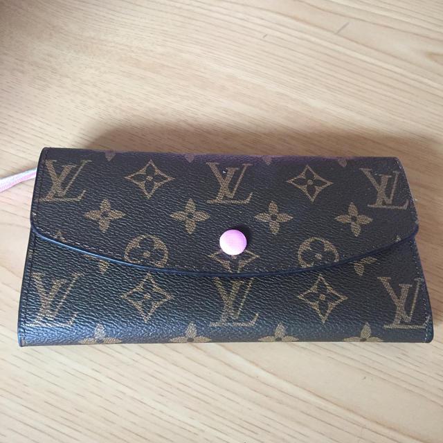 長財布 ノベルティー 新品 レディースのファッション小物(財布)の商品写真