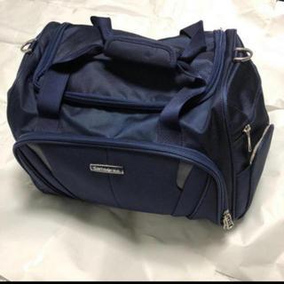 サムソナイト(Samsonite)のSamsonite    旅行バッグ ショルダーベルト付き 【 中古品 】(トラベルバッグ/スーツケース)