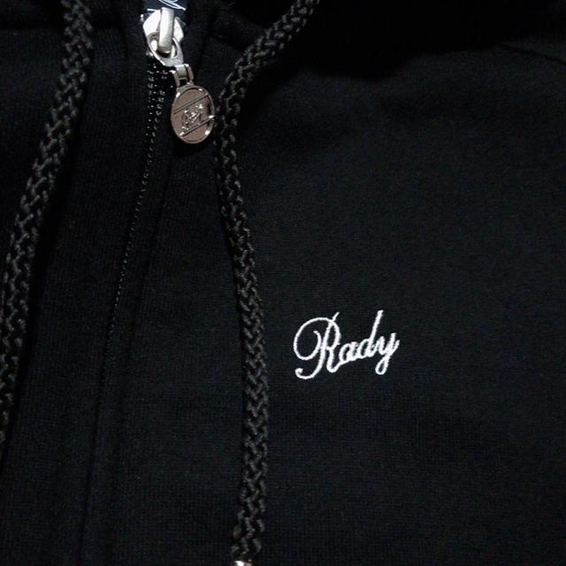 Rady(レディー)のRady セットアップパーカーのみ レディースのトップス(パーカー)の商品写真