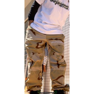 Supreme - Supreme Cotton Cinch Pant Desert Camo