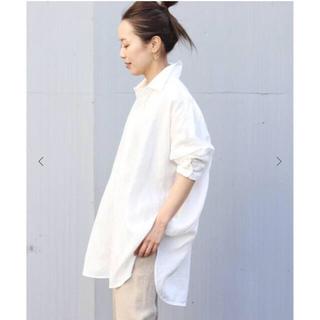 Plage - 新品★ Plage Linen Big シャツ