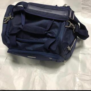 サムソナイト(Samsonite)の Samsonite  旅行バッグ ショルダーベルト付き 【 中古品 】 (トラベルバッグ/スーツケース)