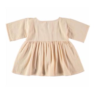 キャラメルベビー&チャイルド(Caramel baby&child )のLiilu -Liilu Dress Vanilla(ワンピース)