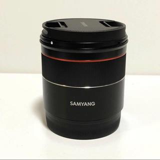 SAMYANG サムヤン AF 18mm F2.8 FE マウント 超広角(レンズ(単焦点))