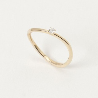 Jouete K10YG  ダイヤモンド リング(リング(指輪))