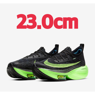 NIKE - NIKE AIR ZOOM ALPHAFLY NEXT% 23.0cm