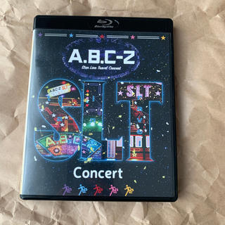 エービーシーズィー(A.B.C.-Z)のA.B.C-Z Star Line Travel Concert(BD初回限定盤(ミュージック)